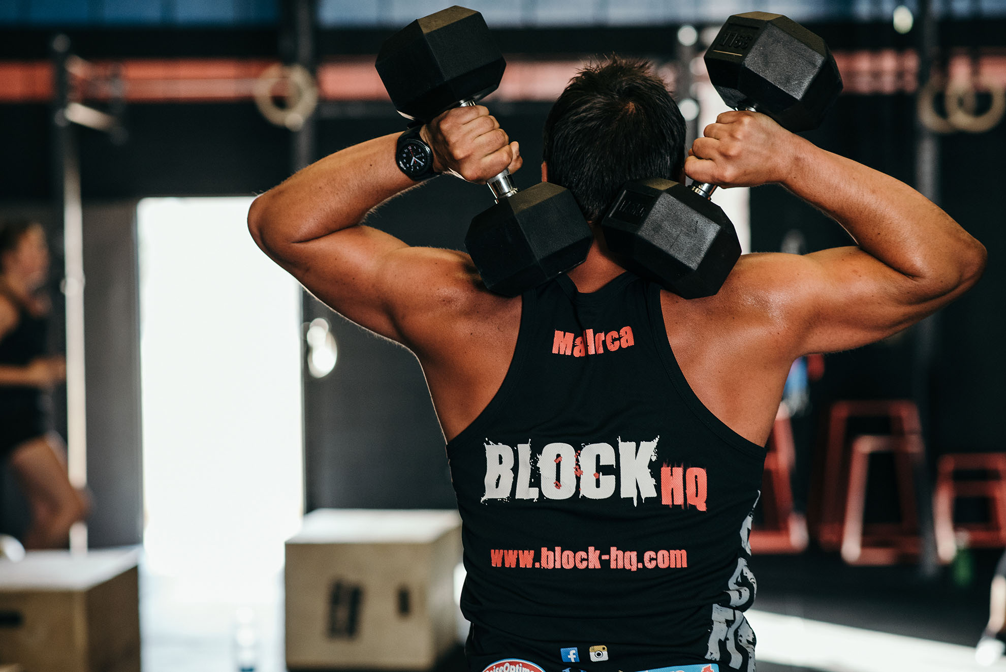 Block HQ Mallorca Strength Conditioning Cross Training HIIT